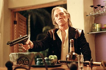 David Carradine as Bill in Kill Bill 2